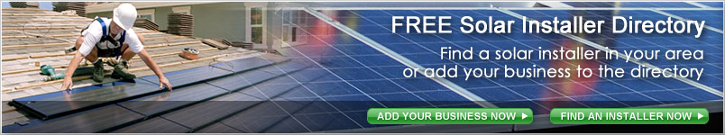 Find Solar Installers Near You!